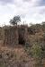Un bagno rudimentale in un villaggio prima della costruzione dei nuovi servizi sanitari in mattoni, Zimbabwe © giorgio cossu.jpg