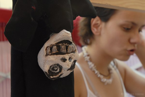 Maria Manassi e la Morte Immagini dell'Interno Pinerolo © giorgio cossu
