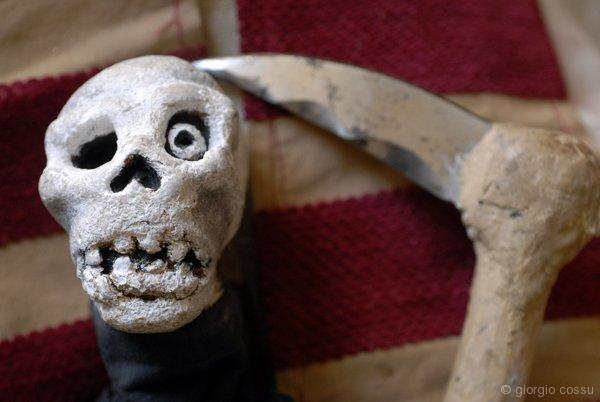 La mort La pendue © giorgio cossu