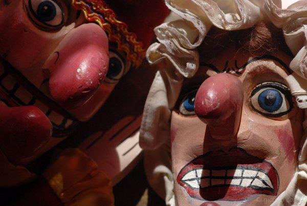 Punch & Judy di Rod Burnett coll. Istituto delle Guarattelle © giorgio cossu