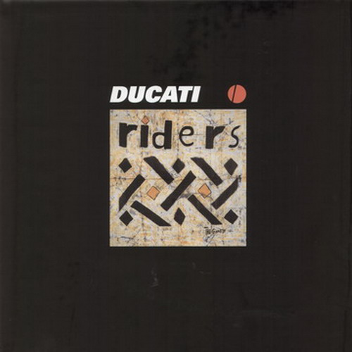 cover book ducati riders